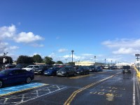 Short Stay Car Park 1 - Premium and Blue Badge Parking and Drop Off
