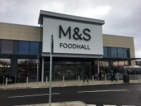 Marks and Spencer Bidston Moss Simply Food