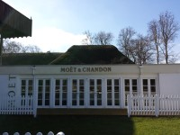 The Moet and Chandon Champagne Bar
