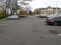 St Luke's - Parking