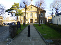 Royal Dockyard Church Lecture Theatre