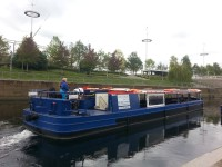 Lee and Stort Boat Company - Queen Elizabeth Olympic Park River Tours