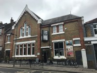 East Dulwich Picturehouse and Cafe