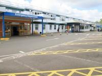 Main Hospital Entrance