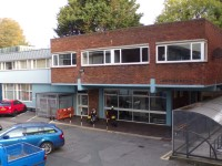 Building 15 (Wolfson/Rayleigh)