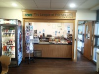 The League of Friends Cafe at The Atrium