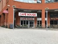 Café Rouge Coventry Plaza