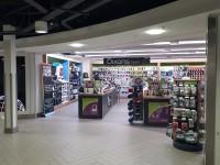 Dixons - Departures Lounge