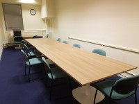 Committee Room 550 (St Andrews Building)