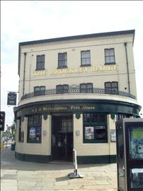 Brockley Barge - JD Wetherspoon