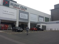 Brent Cross Shopping Centre - John Lewis Car Park - Upper