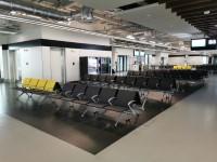 Terminal 2 Departures Gates B1 to B10