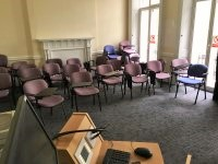 Gordon Square 16, Classroom 101