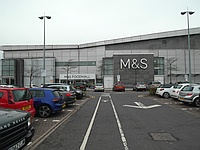 Marks and Spencer Braehead