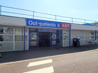 Outpatients and Accident and Emergency Entrance