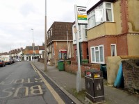 Whippendell Road - South Side Bus Stop (Harwoods Road) to Vicarage Road Stadium