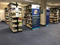 Peter Marsh Library (S Block)
