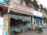 Canons Cafe