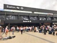 Route 12: Quad to Euston Station