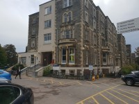Hawthorns Main Building, Staff and Terrace Bar