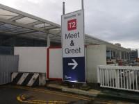 Terminal 2 Meet and Greet Parking