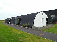 National Museum of Flight - Aviator Cafe