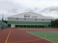 Indoor Courts and Conference Facilities