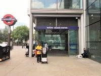 Route 11: Quad to Euston Square Station