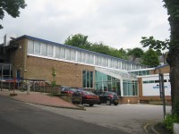 Goodwin Sports Centre (North Building)