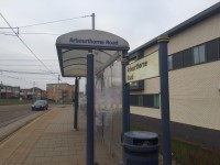 Arbourthorne Road Tram Stop