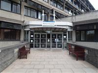Dental Hospital Main Entrance