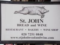 St. John Bread and Wine
