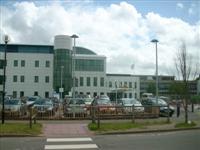 Ashford Hospital - Main Entrance