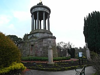 Burns Monument and Garden