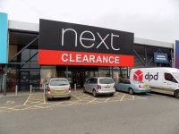 Next - Banbury - Clearance