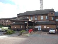 Main Hospital Entrance - Chorley & South Ribble Hospital
