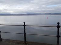 West Kirby Marine Lake - Pedestrian Walk