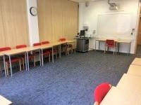 Foster Court, Classroom 112