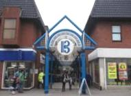 Britten Shopping Centre