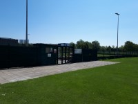 Coach Lane Campus East Sports Pitches