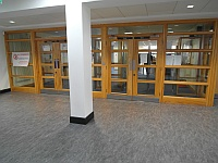 Newry Campus - West Building Learning Resource Centre