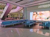 Terminal 2  Departure Lounge - Post Duty Free