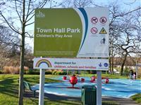 Town Hall Park