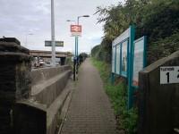 Ninian Park Station to Cardiff City Stadium