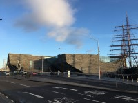 Route Guide - Dundee Station to V&A Dundee