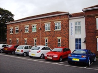 Mapplewell & Staincross Library