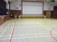 Gymnasium (St Andrews Building)